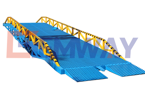 Mobile Yard Ramp, 12ton