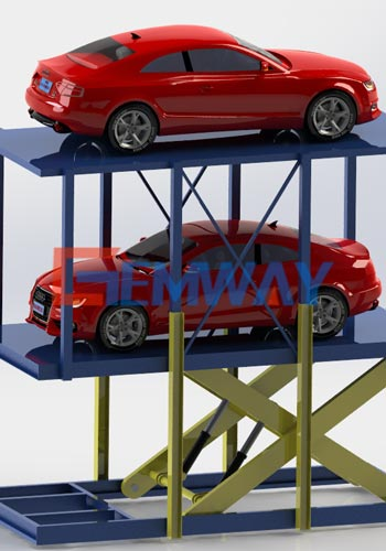 Car Storage Lifts, 3.2t